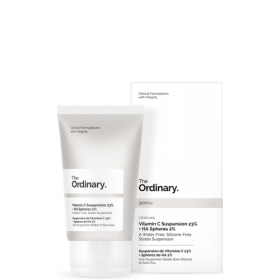 The Ordinary Vitamin C Suspension 23% + HA Spheres 2% 30ml. Acids