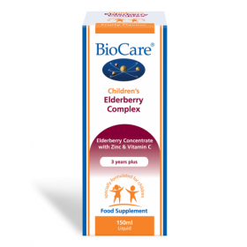 Biocare Children's Elderberry Complex 150ml. Infants