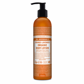 Dr. Brooner's Organic lotion Orange Lavender 240ml. Creams and lotions
