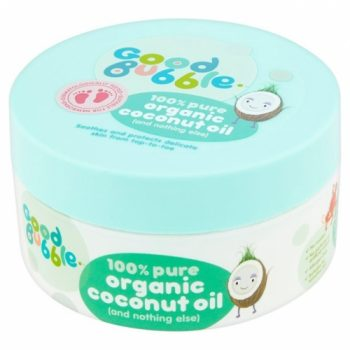 Good Bubble Organic Coconut Oil. Creams and lotions
