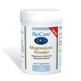 Biocare Magnesium Powder 90g. Vitamins and minerals