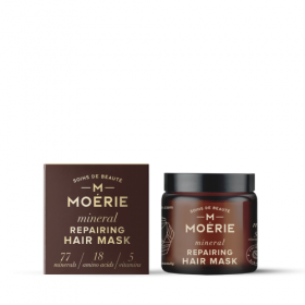 Moerie Mineral Hair Growth and Repair Mask. CONDITIONERS AND MASKS