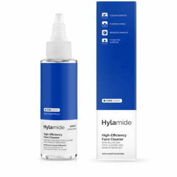 Hylamide High-Efficiency Face Cleaner 120 ml. Cleansers and exfoliators