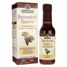 Natures Answer Resveratrol Reserve. Women