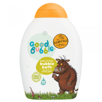 Good Bubble Gruffalo Bubble Bath with Prickly Pear Extract 400ml. Bath