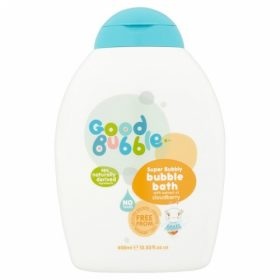 Good Bubble Bubble Bath with Cloudberry Extract 400ml. Bath