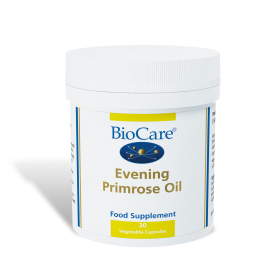 Biocare Evening Primrose Oil 30 Capsules. Women