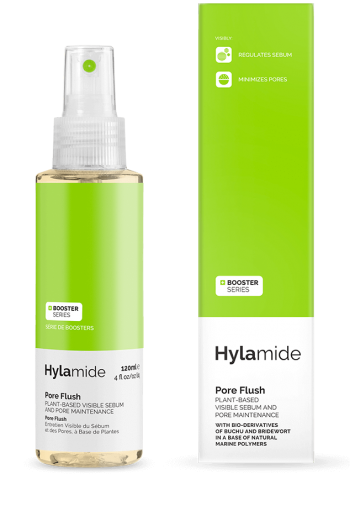 Hylamide Pore Flush 120 ml. Toners and mists
