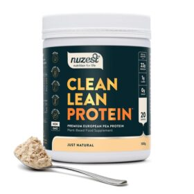 Nuzest CLEAN LEAN PROTEIN JUST NATURAL. Protein