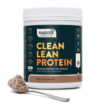 Nuzest CLEAN LEAN PROTEIN RICH CHOCOLATE. Protein
