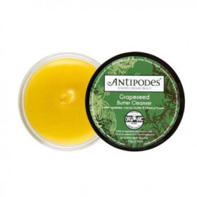 Antipodes Grapeseed Butter Cleanser 75g. Cleansers and exfoliators