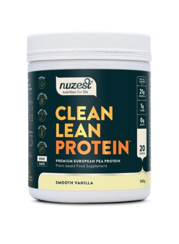 Nuzest CLEAN LEAN PROTEIN SMOOTH VANILLA. Protein