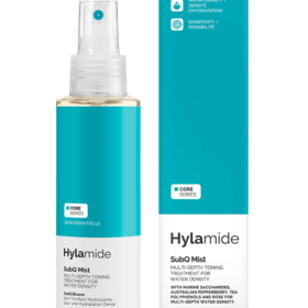 Hylamide SubQ Mist 120 ml. Toners and mists