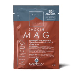 Terranova Smooth Mag 5g Sachet. Vitamins and minerals
