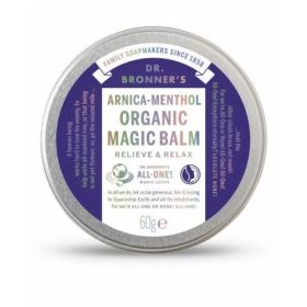 Dr. Brooner's ORGANIC MAGIC BALM Arnica-Menthol 57g. Creams and lotions