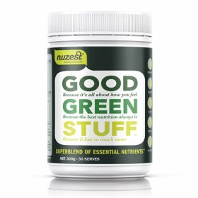 Nuzest Good Green Stuff 300g. Immunity