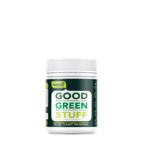 Nuzest Good Green Stuff 120 g. Imuniteto stiprinimui