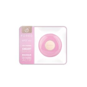 Foreo UFO MINI 2 SMART MASK TREATMENT DEVICE PEARL PINK. Smart masks