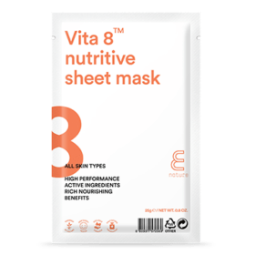 E NATURE E Nature Vita 8™ Nutritive Sheet Mask. Sheet masks