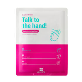 Leaders Essential Wonders TALK TO THE HAND! Mask. Sheet masks