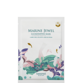 Shangpree Shangpree Marine Jewel Illuminating Mask. Sheet masks