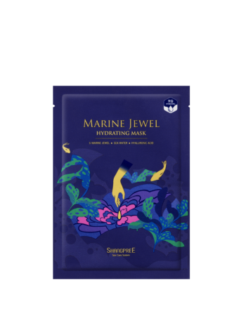 Shangpree Shangpree Marine Jewel Hydrating Mask. Sheet masks