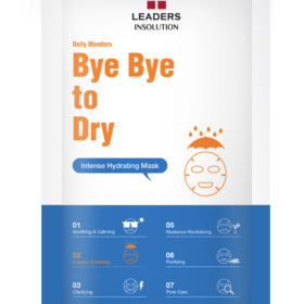 "Leaders Leaders Daily Wonders Rainwater Mask ""H20h my Gosh!"". Sheet masks"