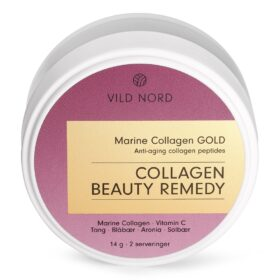 Vild Nord COLLAGEN BEAUTY REMEDY 14G. Collagen peptides