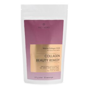 Vild Nord COLLAGEN BEAUTY REMEDY 210G. Collagen peptides
