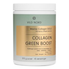 Vild Nord COLLAGEN GREEN BOOST 315 G. Collagen peptides