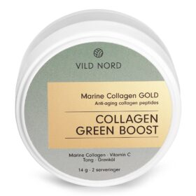 Vild Nord COLLAGEN GREEN BOOST 14 G. Collagen peptides