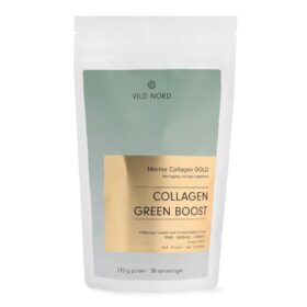 Vild Nord COLLAGEN GREEN BOOST 210 G. Collagen peptides