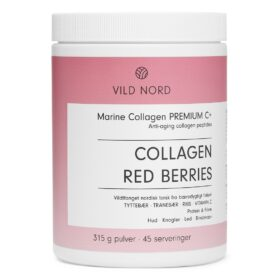 Vild Nord COLLAGEN RED BERRIES. Collagen peptides