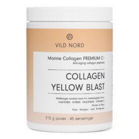 Vild Nord COLLAGEN YELLOW BLAST 315 G. Collagen peptides