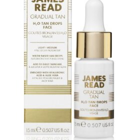 James Read H20 Tan Drops Face. Face