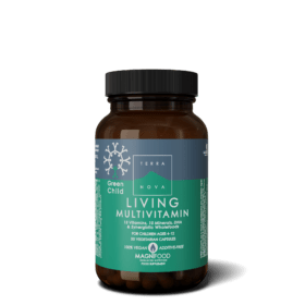 Terranova Green Child Living Multivitamin. Infants