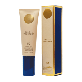 Soleil Toujours EXTRÈME UV MINERAL SUNSCREEN SPF 45 FOR FACE. Face sunscreen