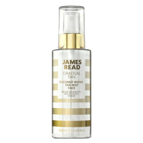James Read Coconut Water tan mist face - 100ml. Face