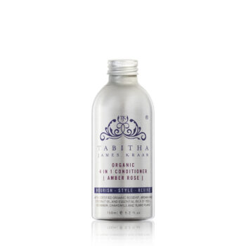 Tabitha James Kraan Amber Rose 4-in-1 Conditioner 165ml. CONDITIONERS AND MASKS