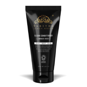 Tabitha James Kraan Clean Conditioner Amber Rose 200ml. CONDITIONERS AND MASKS