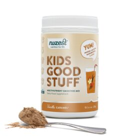 Nuzest KIDS GOOD STUFF Vanilla Caramel. Infants