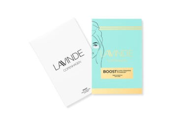 Lavinde Copenhagen BOOST – Deep hydrating eye mask (6 treatments). Eye care