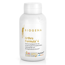 Biogena Arthro Formula® 4 Gold. Joint and bones