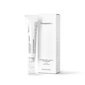 Transparent Lab Overnight Soft + Smooth Lip Treatment. Lip care