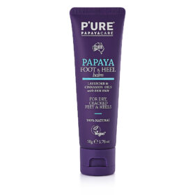 Pure Papaya P'URE Papayacare Foot & Heel Balm. Feet care