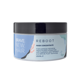 Brave New Hair MASK - CONCENTRATE FOR DEEP RECOVERY AND HYDRATION. Conditioners and masks