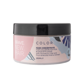 Brave New Hair MASK FOR PRESERVING COLOR AND SHINE. Conditioners and masks