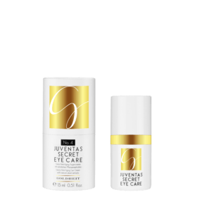 Goldheit JUVENTAS SECRET EYE CARE. Eye care