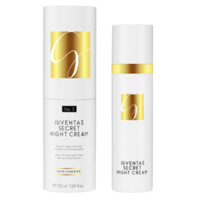 Goldheit JUVENTAS SECRET NIGHT CREAM. Creams