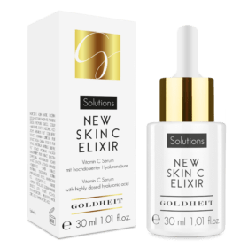 Goldheit NEW SKIN C ELIXIR. Serums